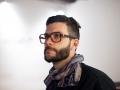 03. 03. 2016 Vodnikova domačija, Ljubljana. Zaključek stripovske delavnice s Samiro Kentrić in Jurijem Lozićem