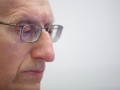 """01. 03. 2016 Ljubljana, Narodna galerija. Predavanje Jean-Claude Milnerja: """"1938, 1953, 1968, tri točke preobrata v Lacanovi konceptualni evoluciji""""."""