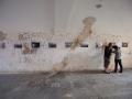 Dare Grozdnikar in Boris B. Voglar na otvoritvi pesniško-fotografske razstave Ali - Ali