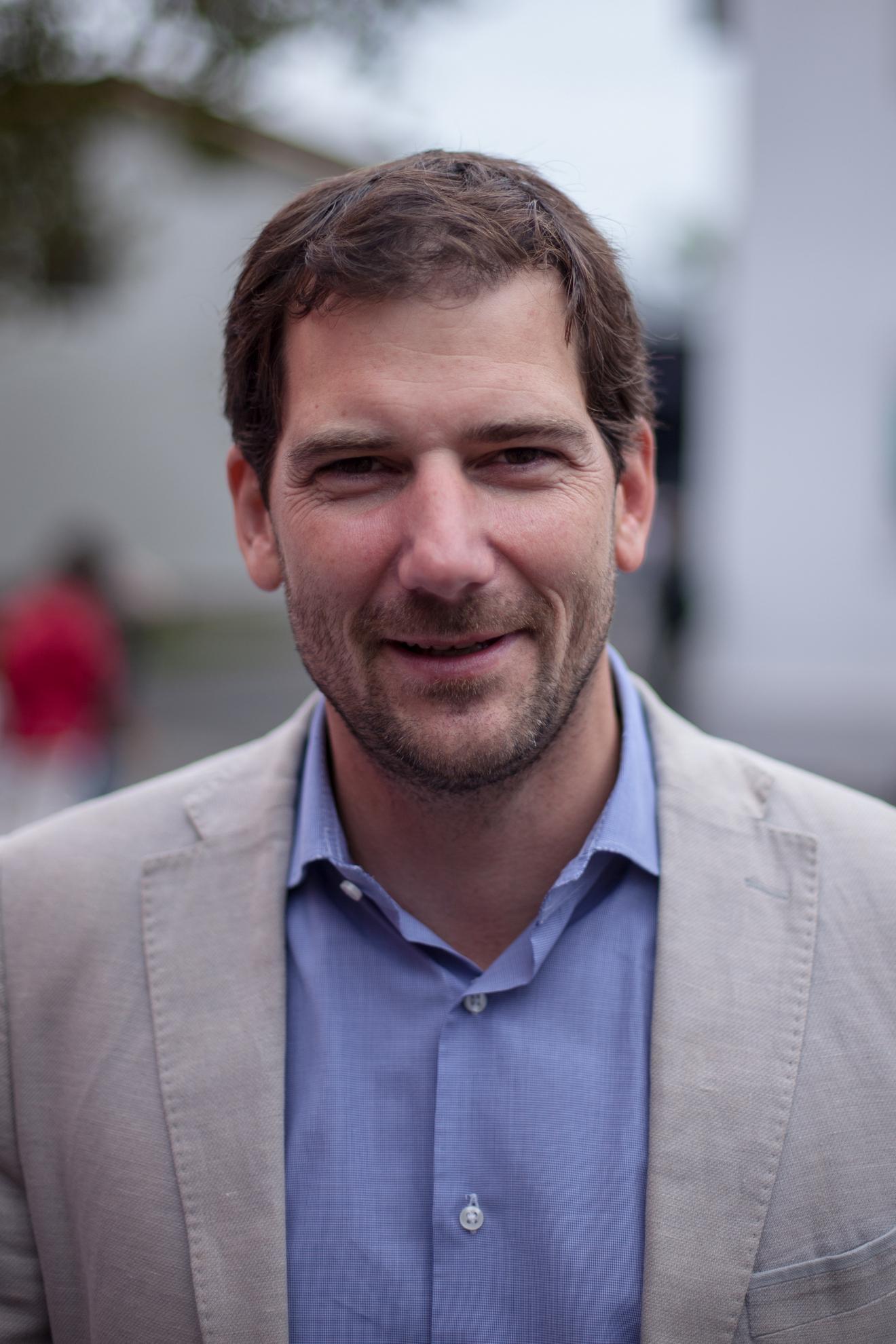 Tomaž Juvan - Direktor Hostel Celica