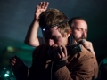 Slovenija, Dolenjske toplice, 25.10.2015, 25. oktober 2015 Band nevemnevem na koncertu v Kivdru Foto: Matej Pušnik