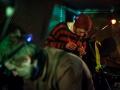 """Slovenija, Dolenjske toplice, 25.10.2015, 25. oktober 2015 Band """"ne vem ne vem"""" na koncertu v Kivdru Foto: Matej Pušnik"""