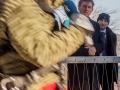 Planica. Otvoritev Nordijskega centra Planica in obisk vlade na gorenjskem. Premier Miro Cerar gleda spuščanje po zip-line.