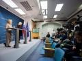 17. februar 2016, Tiskovna konferenca. Govori ministrica Vesna Györkös Žnidar.
