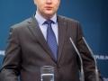17. februar 2016, Tiskovna konferenca. Minister Dejan Židan