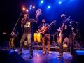 20. 03. 2016, Ljubljana, Stara elektrarna. Malijska glasbena skupina Bamba Wassoulou Groove.