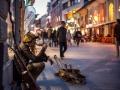 20. 04. 2016 Ljubljana sicoalna mobilnost. Človek ulice