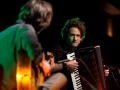 10. 05. 2016, Klub Cankarjevega doma, koncert s predstavitvijo novega albuma harmonikarja Marka Brdnika in kitarista Uroša Rakovca