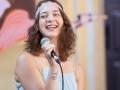 27.08.2016 Ptuj. Mladi ptujski peniki na glavnem odru festivala
