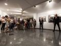 15.09.2016 Ljubljana, Galerija AS - Adriatic Slovenija. Otvoritev razstave Nedokončana zgodba, katere avtor je Srdjan Živulović