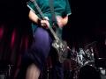 24.10.2016 Ljubljana, Gromka. THE EX (niz/vb), Terrie Hessels - električna-, baritonska kitar; Arnold de Boer - glas, električna kitara, sampler, elektrofonija; Andy Moor - električna-, baritonska kitara; Katherina Bornefeld - bobni, tolkala, glas; Gavin McDowall - zvok