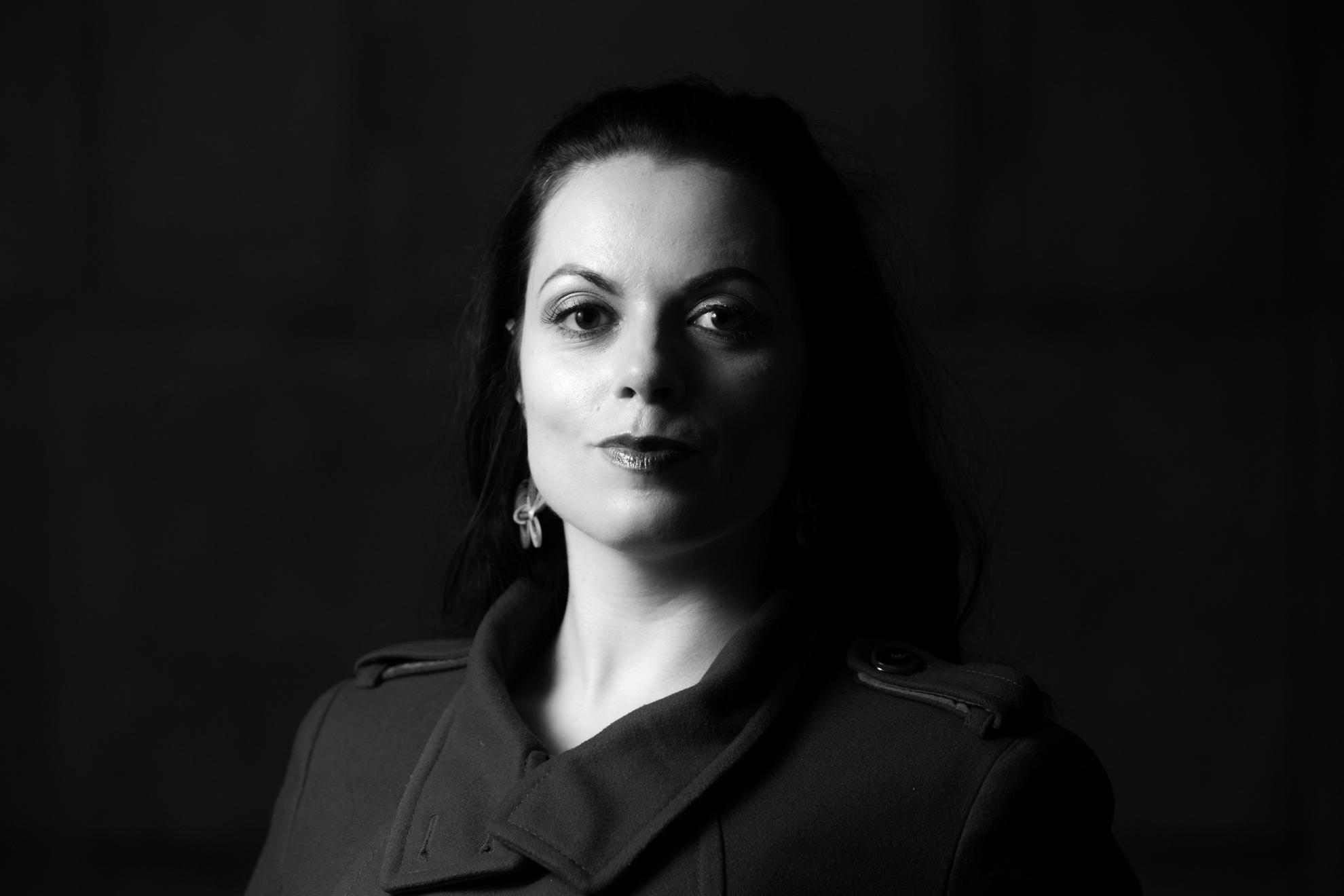 3.11.2016 Ljubljana, portret Tanja Petrič