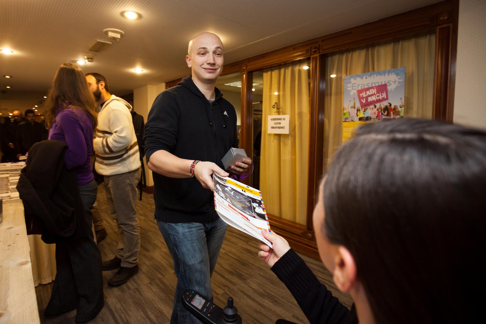 02.12.2016 Ljubljana, Hotel Lev. Zaključno srečanje Movit.